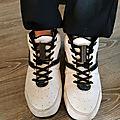 Test des fermetures de <b>chaussures</b> aimantées MISE À JOUR!