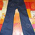 Jeans de fillette