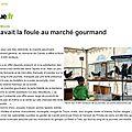 Rendez-vous gourmands au domaine de <b>Candé</b> - Trois articles dans la Nouvelle République