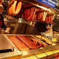 Les saucisses : il y en a partout... et ça sent fort !! :oP