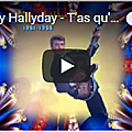 T'as qu'seize ans - johnny hallyday (partition - sheet music)
