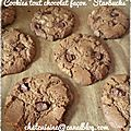 Cookies tout chocolat façon