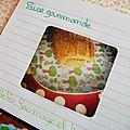 [Challenge] Mon petit carnet de vie! #2