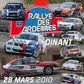 24 Rallye des Ardennes 2010