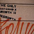 Du développement durable <b>à</b> l'évolution durable