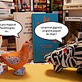 <b>Rentrée</b> <b>littéraire</b> 2019 de Hippo et Paulette # 3
