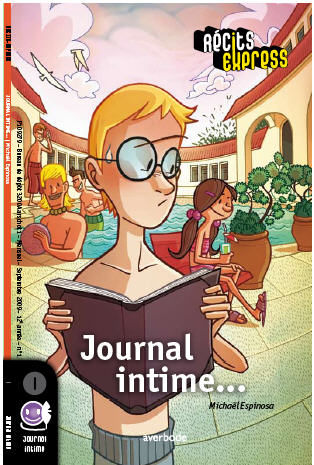 journal intime couv