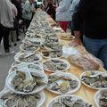 Les huîtres d'Arcachon (33)