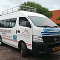 <b>NISSAN</b> NV350 Urvan minibus 2017