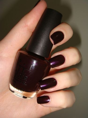 OPI - Eiffel for this color