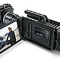 Materiels: Photo/video: Blackmagic URSA