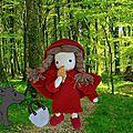 Poupinette #6 : le petit chaperon rouge