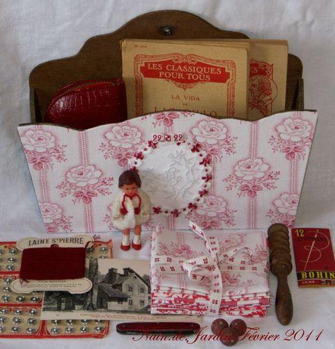 N°22 2011-02 Boite à lettre rouge 2