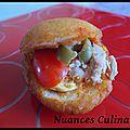 Fricassés (sandwich tunisien)