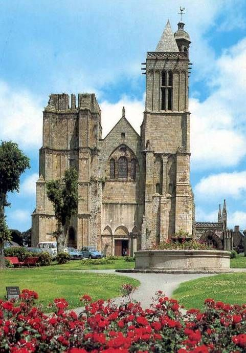Dol de Bretagne, Cathédrale Saint Samson