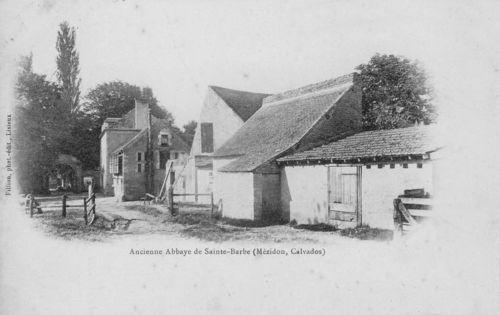 Mézidon - Ferme Sainte-Barbe