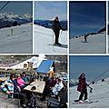 Ski ou <b>raquettes</b>...