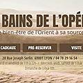 <b>Sortie</b> entre filles : l'institut Les <b>Bains</b> de l'Opéra vous accueille