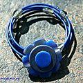 Bracelet sur fil mémoire - 18$