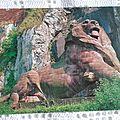 Belfort - Lion de Belfort par Bartholdi