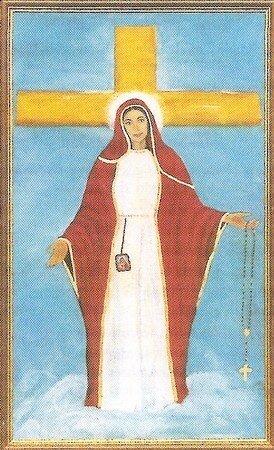 Marie Reine de la Croix