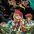 Fairy quest la couv' finale