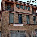 usine Candolfi, meubles