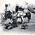 Artillerie - envoi gratuit des colis aux armées - la classe 1918