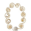 Precious Metals: Important Jewelry by Alexander <b>Calder</b> sold at Christie's NY 14 may 2021