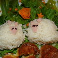 Des petits moutons de Pâques