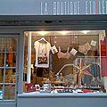 Nouveau point de vente pour mademoiselle c...: la boutique étoilée - paris 18