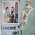 Secret girl