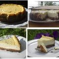 Cheesecake ricotta & citron...