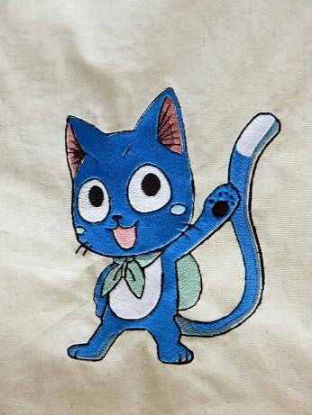 Tote bag Fairy tail