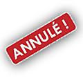 Annulation des <b>cours</b> jusqu'au 15 avril 2020