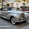 Mercedes 300 S cabriolet de 1955 (Cité de l'Automobile Collection Schlumpf à Mulhouse) 01