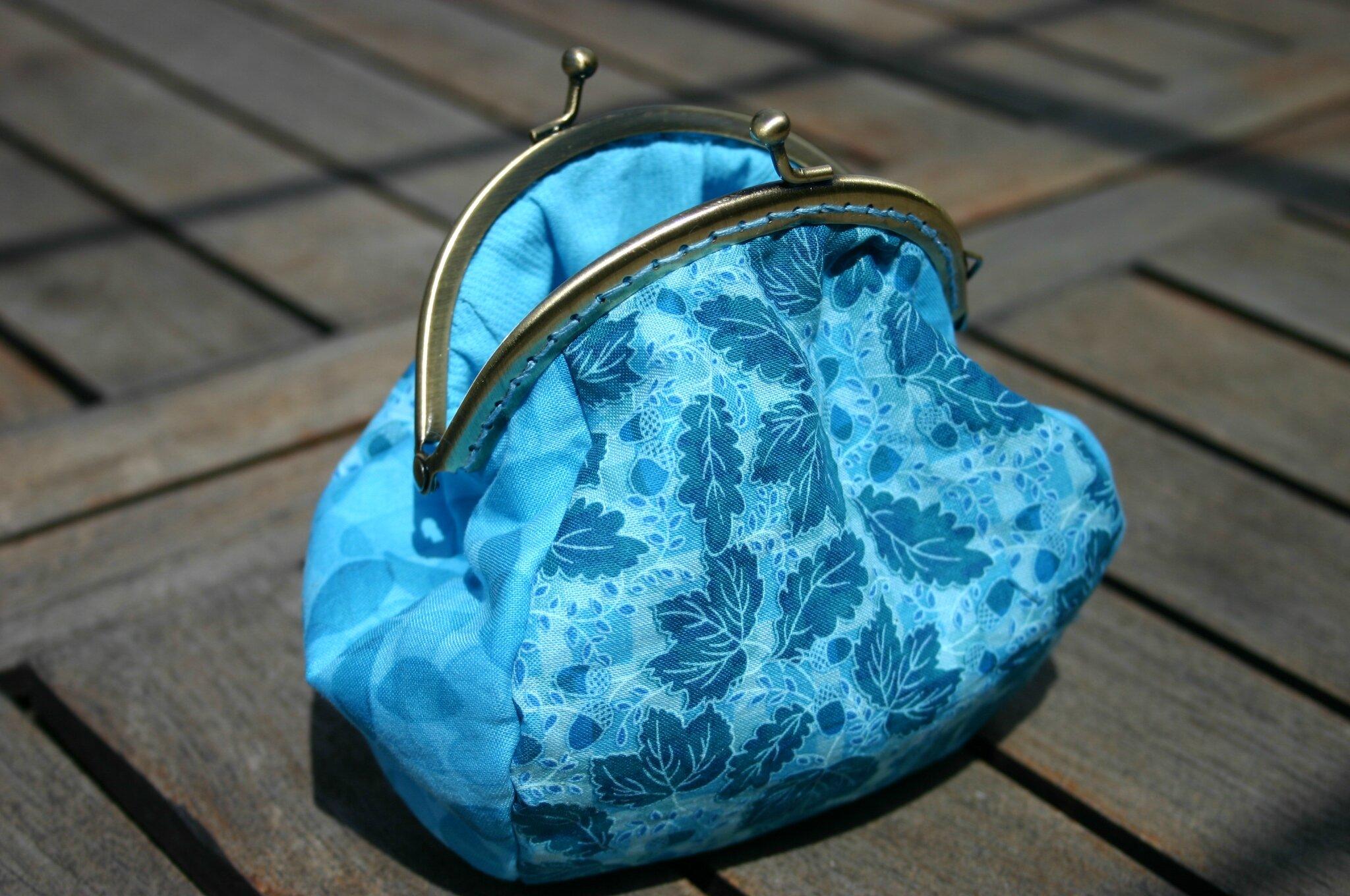 fermoir ancien turquoise 014