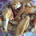 Ailes de poulet au piment au four