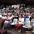 Le public était au rendez-vous pour le Festival Cinéma dans les étoiles