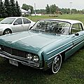 <b>Oldsmobile</b> Dynamic 88 Holiday hardtop coupe-1962