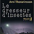 90 année 3/ <b>Arni</b> Thorarinsson et