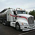 Kenworth t660 camion-citerne