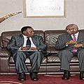 Université panafricaine: le rectorat fonctionnel dès janvier
