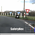 Onboard Road Safety Measurement : SafetyNex