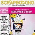 Esprit scrapbooking n°51...une surprise!