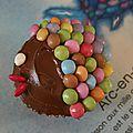 Cupcakes poisson, idée de recette avec les enfants