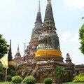 temple wat yaïchaimonkol(origine birmane)