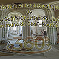 <b>Rabelais</b> et les 115 reliques de l'église Saint-Chartier de Javarzay (commune de Chef-Boutonne)