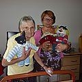 Le tricot solidaire à l'EHPAD de Semur-en-Auxois (21)