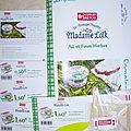 Fromage fouetté ail et fines herbes madame loïk de paysan breton : début de campagne